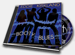 Booty Blues CD cover.